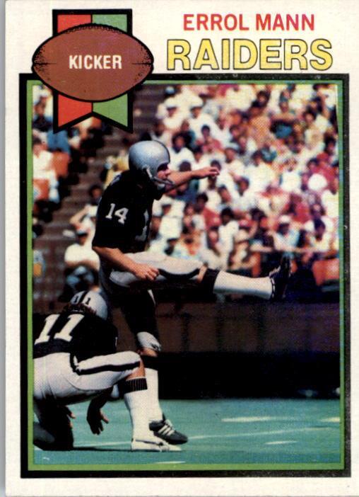 1979 Topps #68 Errol Mann