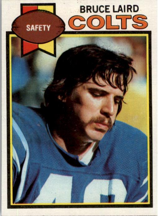 1979 Topps #69 Bruce Laird