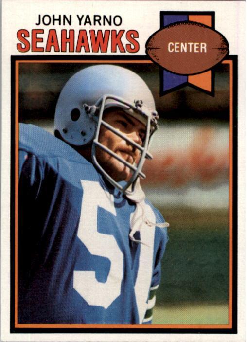 1979 Topps #78 John Yarno RC