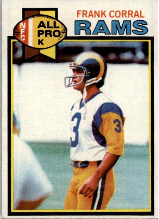 1979 Topps #80 Frank Corral AP RC