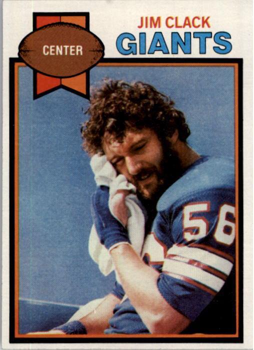 1979 Topps #99 Jim Clack RC