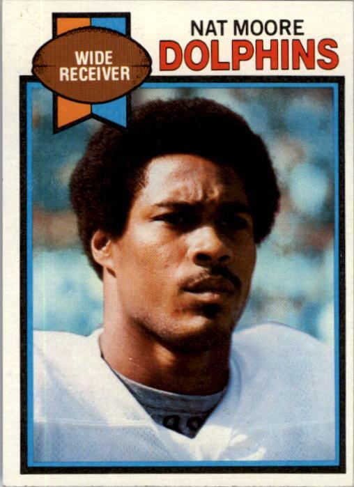 1979 Topps #120 Nat Moore