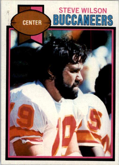 1979 Topps #146 Steve Wilson RC