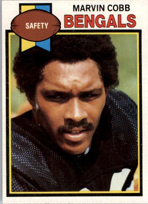 1979 Topps #156 Marvin Cobb
