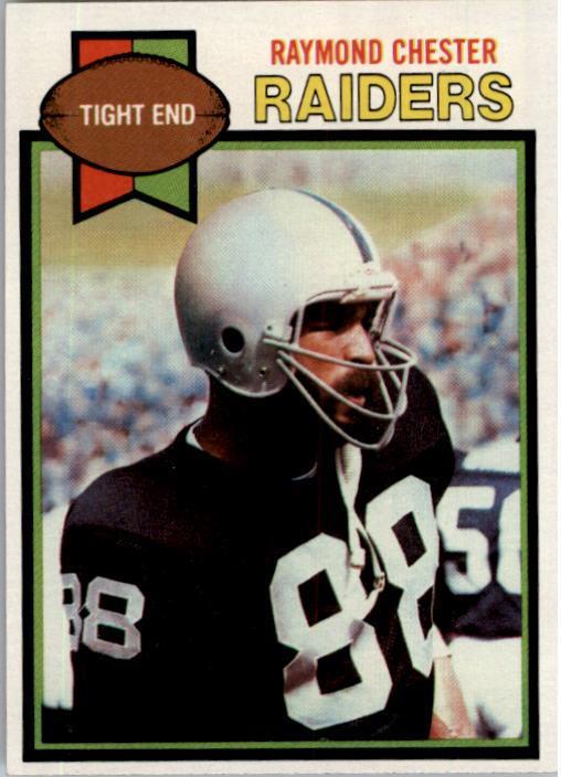 1979 Topps #189 Raymond Chester