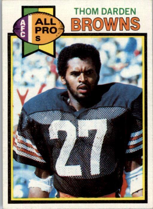1979 Topps #204 Thom Darden AP