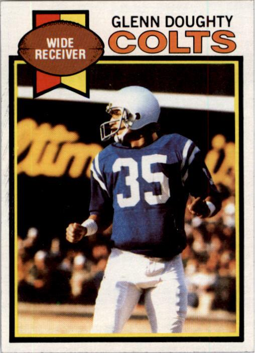 1979 Topps #261 Glenn Doughty