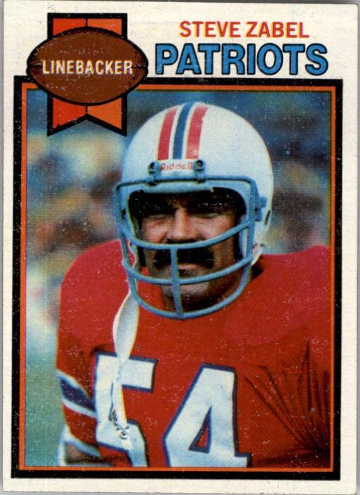 1979 Topps #262 Steve Zabel