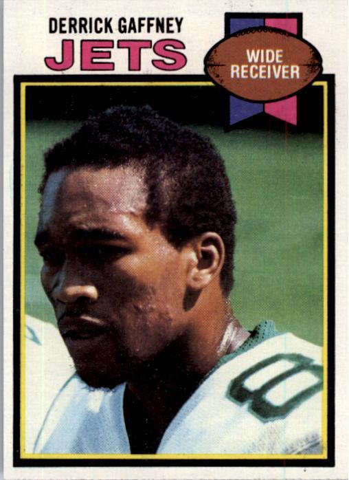 1979 Topps #327 Derrick Gaffney RC