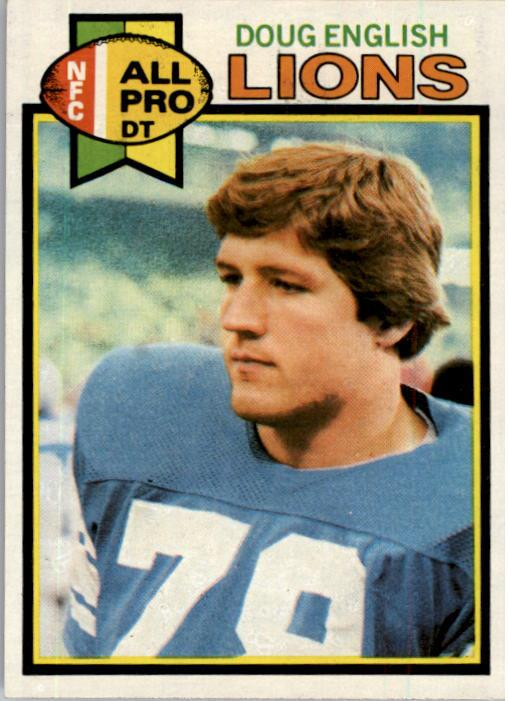 1979 Topps #344 Doug English AP RC