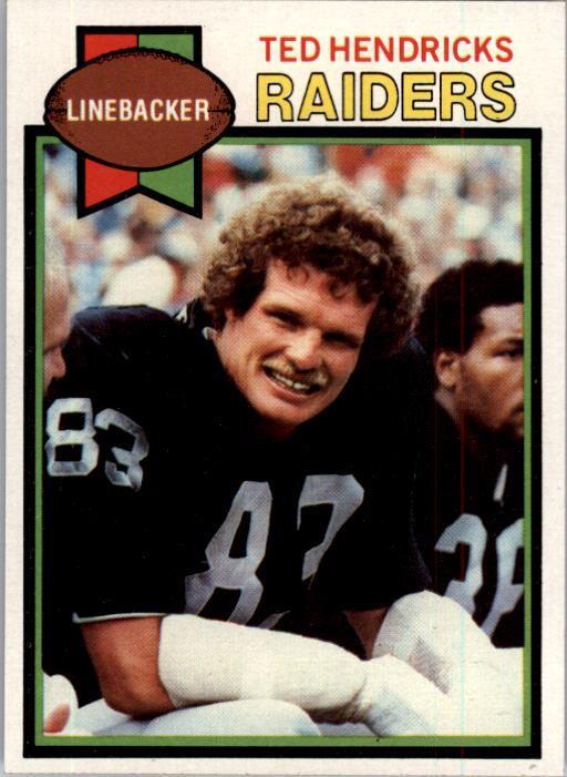 1979 Topps #345 Ted Hendricks
