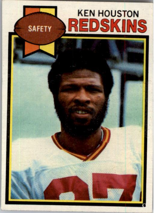 1979 Topps #350 Ken Houston