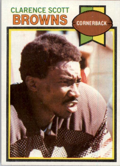 1979 Topps #373 Clarence Scott