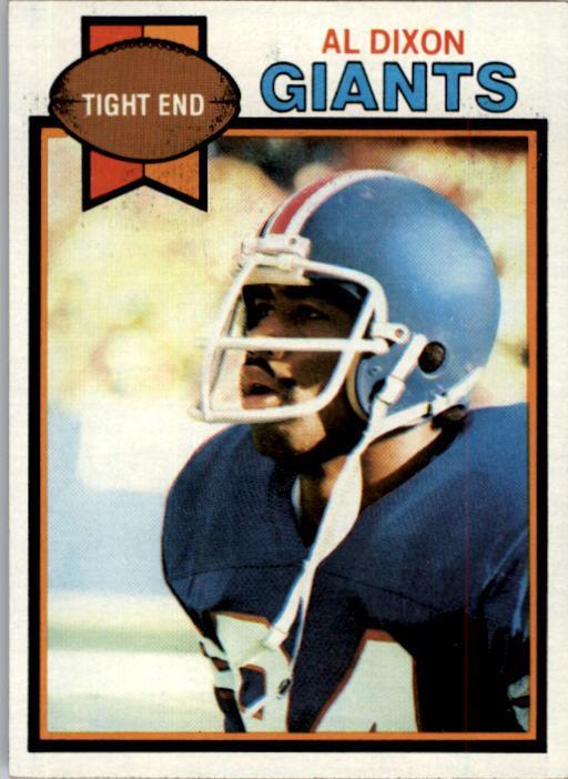 1979 Topps #472 Al Dixon RC