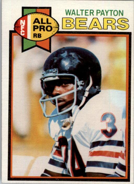 1979 Topps #480 Walter Payton AP