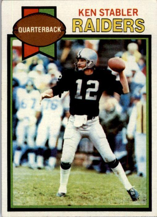 1979 Topps #520 Ken Stabler