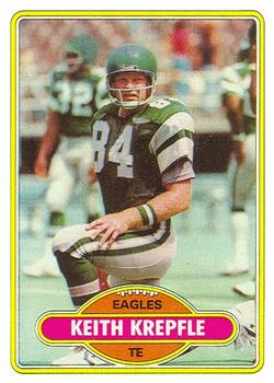 1980 Topps #32 Keith Krepfle