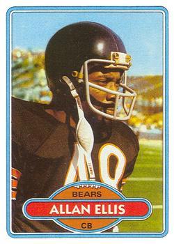 1980 Topps #63 Allan Ellis