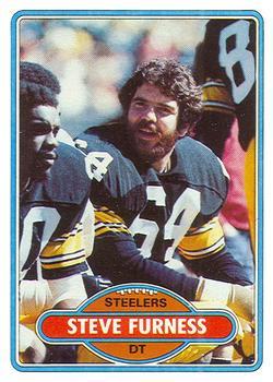 1980 Topps #111 Steve Furness