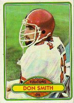 1980 Topps #152 Don Smith RC