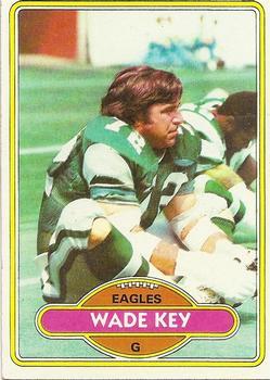 1980 Topps #296 Wade Key