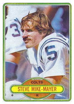 1980 Topps #479 Steve Mike-Mayer