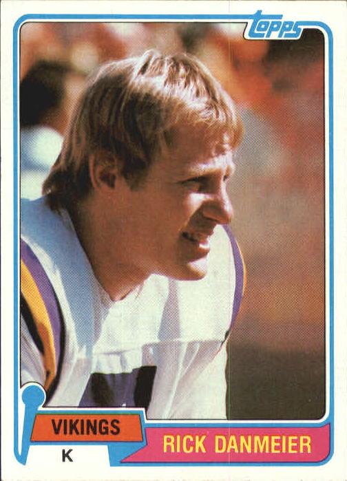 1981 Topps #77 Rick Danmeier