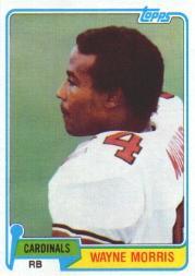 1981 Topps #122 Wayne Morris