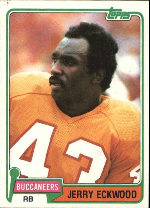 1981 Topps #147 Jerry Eckwood