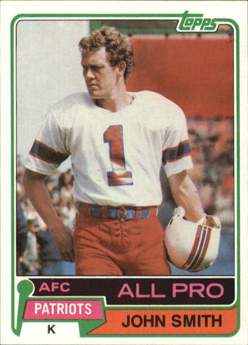 1981 Topps #490 John Smith