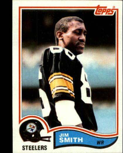 1982 Topps #218 Jim Smith