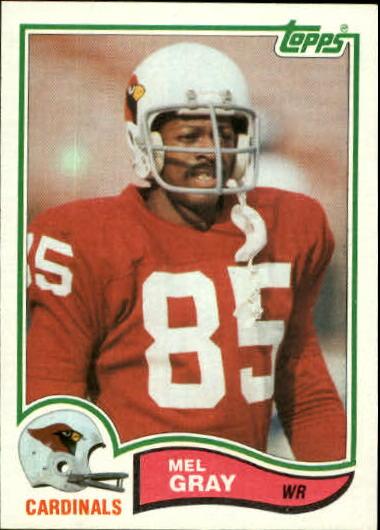1982 Topps #467 Mel Gray