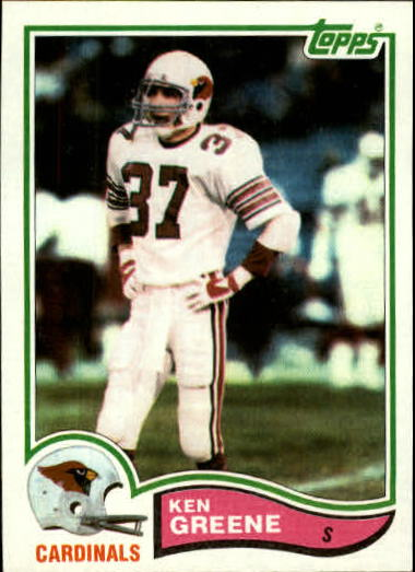 1982 Topps #468 Ken Greene
