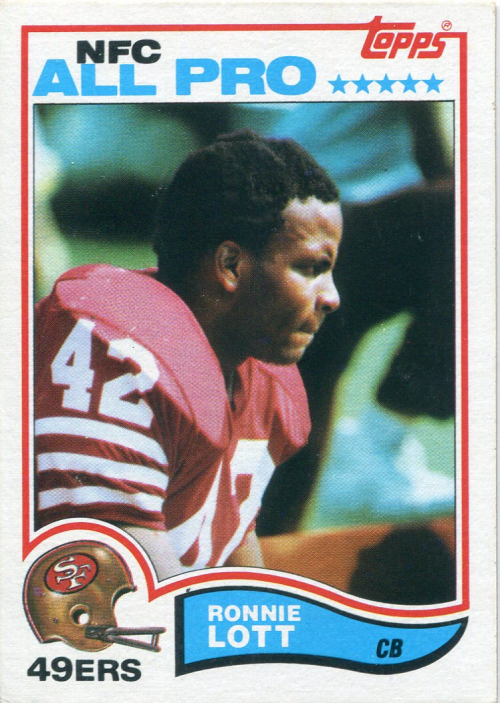 c37e468a5 Buy Ronnie Lott Cards Online