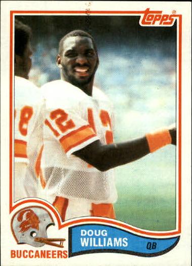1982 Topps #508 Doug Williams