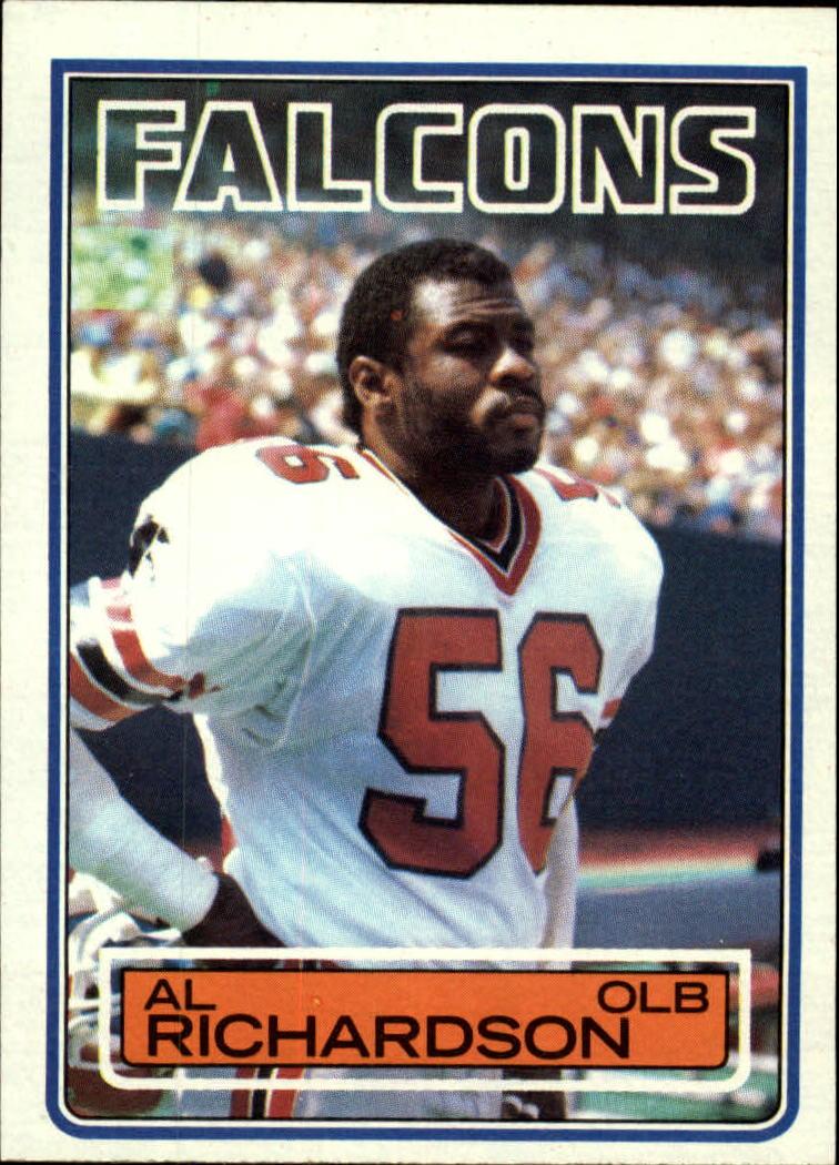 1983 Topps #24 Al Richardson