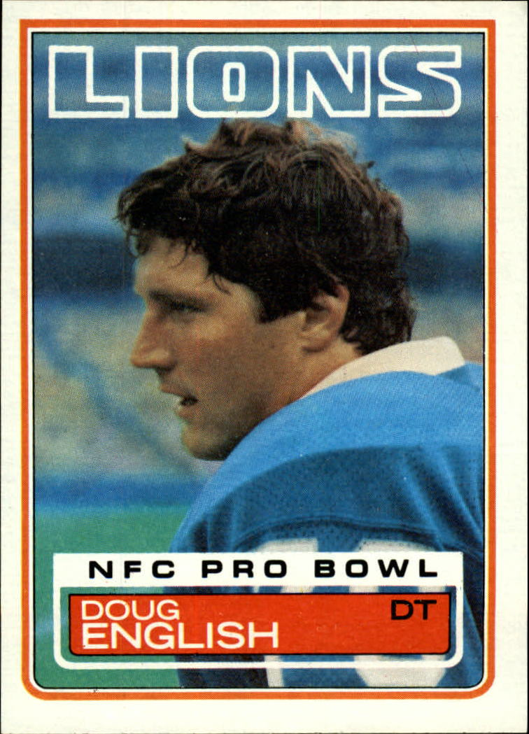 1983 Topps #63 Doug English