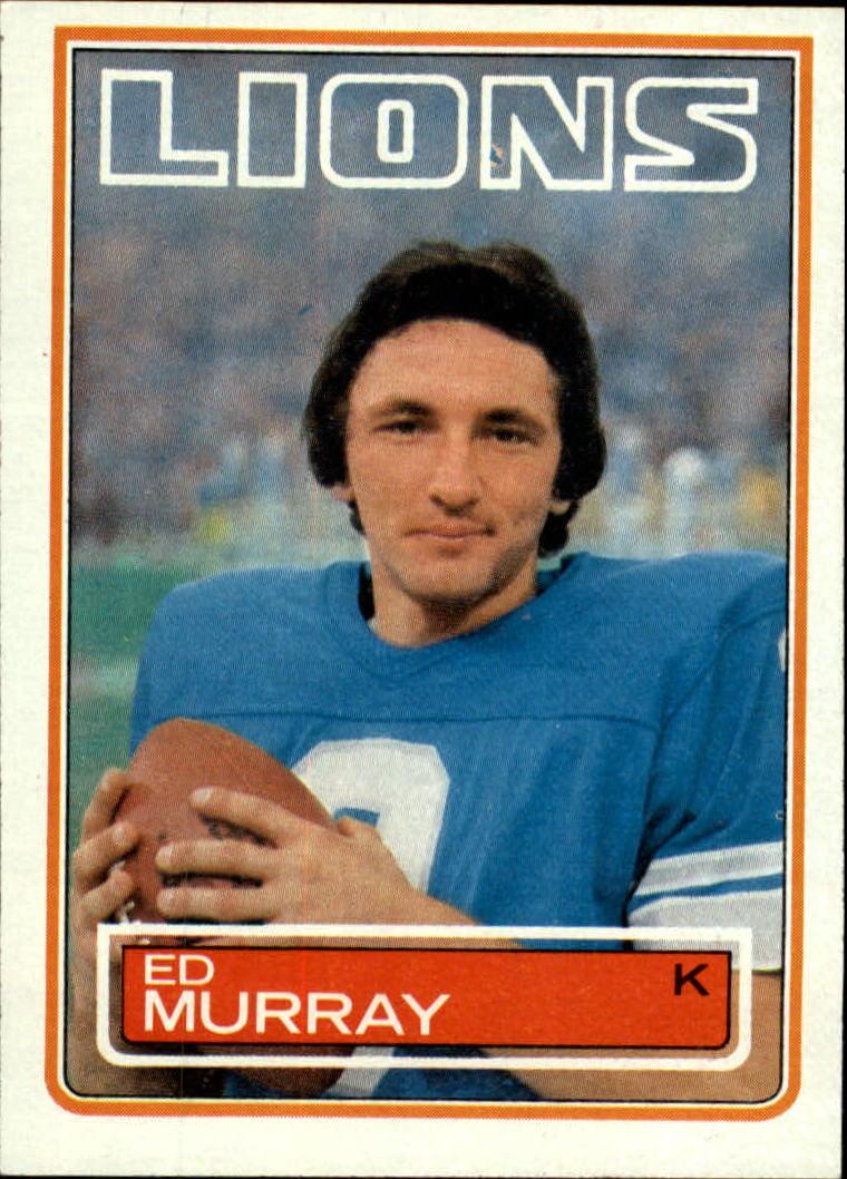 1983 Topps #68 Ed Murray DP