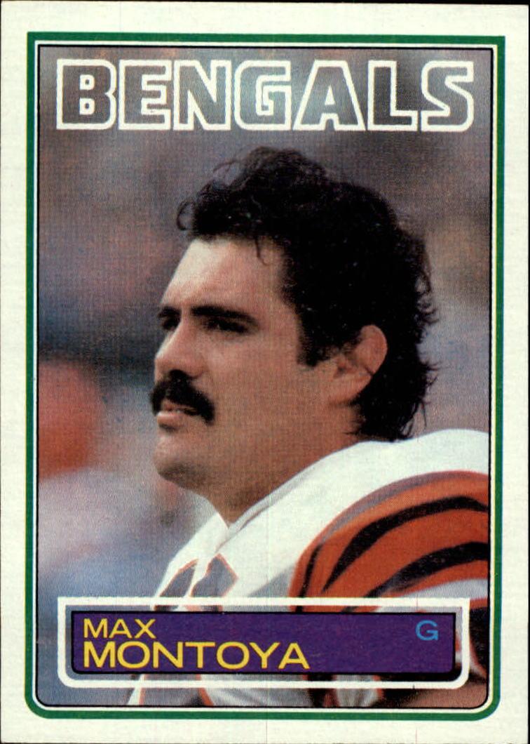 1983 Topps #239 Max Montoya DP RC