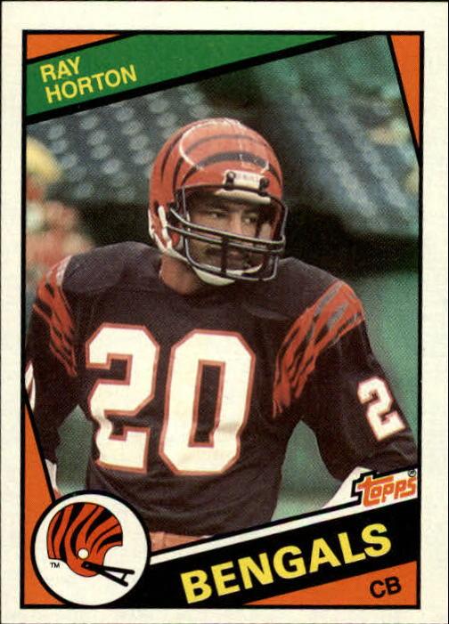 1984 Topps #41 Ray Horton RC