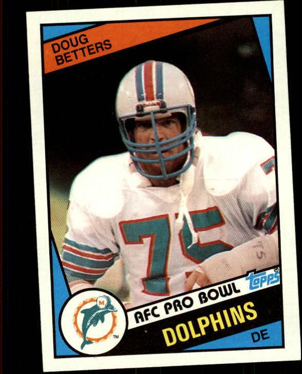 1984 Topps #118 Doug Betters PB RC