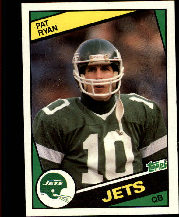 1984 Topps #156 Pat Ryan RC
