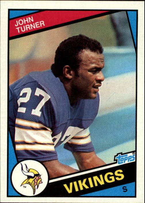 1984 Topps #298 John Turner