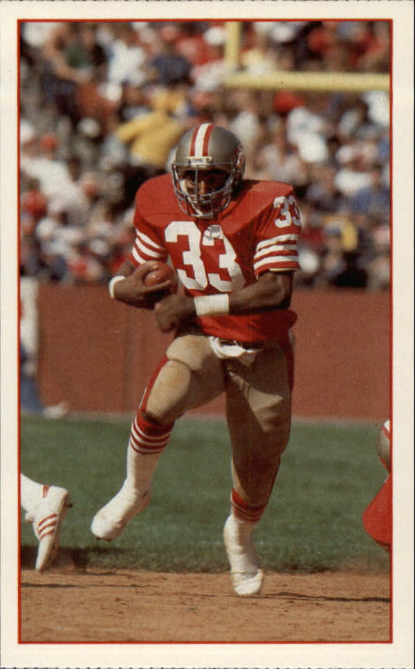 1984 49ers Police #2 Roger Craig