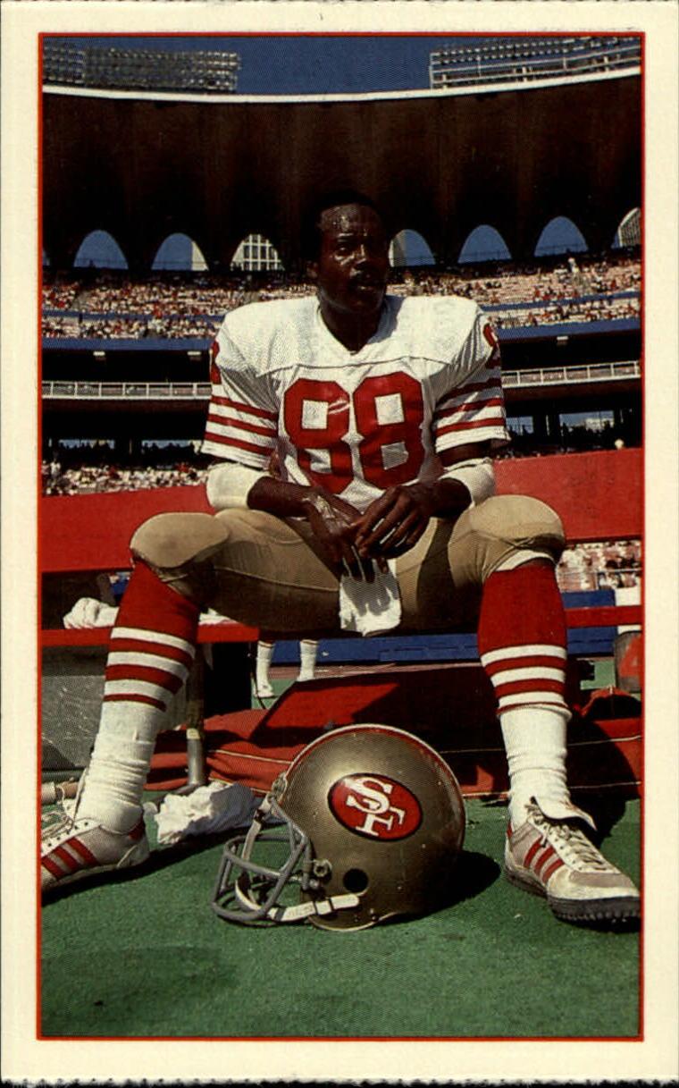 1984 49ers Police #7 Freddie Solomon