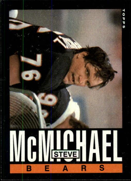 1985 Topps #32 Steve McMichael RC