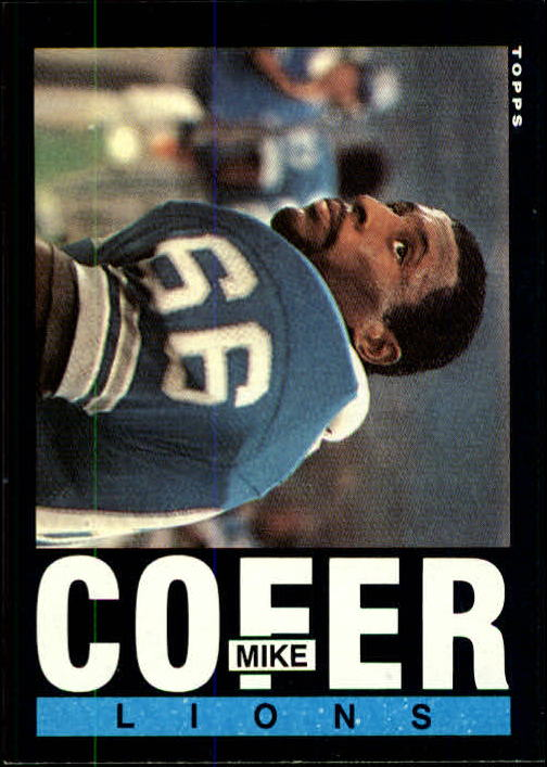 1985 Topps #55 Mike Cofer RC