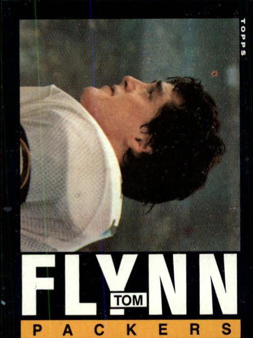 1985 Topps #70 Tom Flynn RC