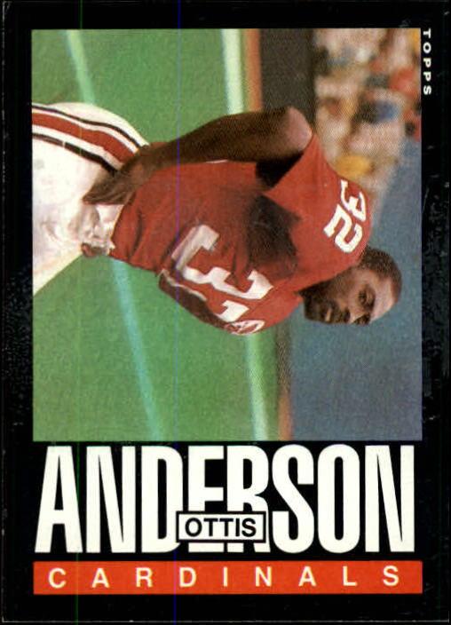 1985 Topps #138 Ottis Anderson