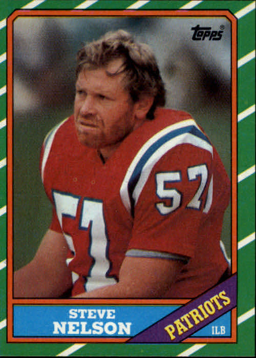 1986 Topps #40 Steve Nelson